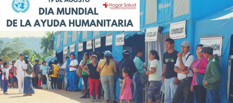 dia mundial de la ayuda humanitaria