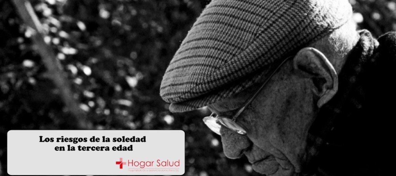 Los riesgos de la soledad en la tercera edad